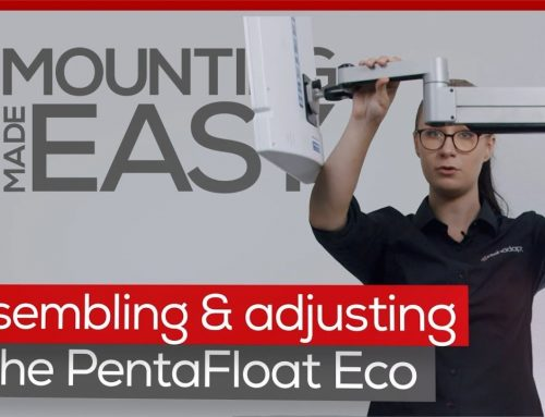 Assembling and adjusting the PentaFloat Eco