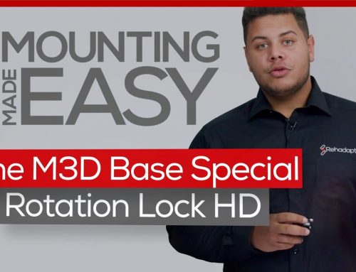 The M3D Base Special Rotation Lock HD