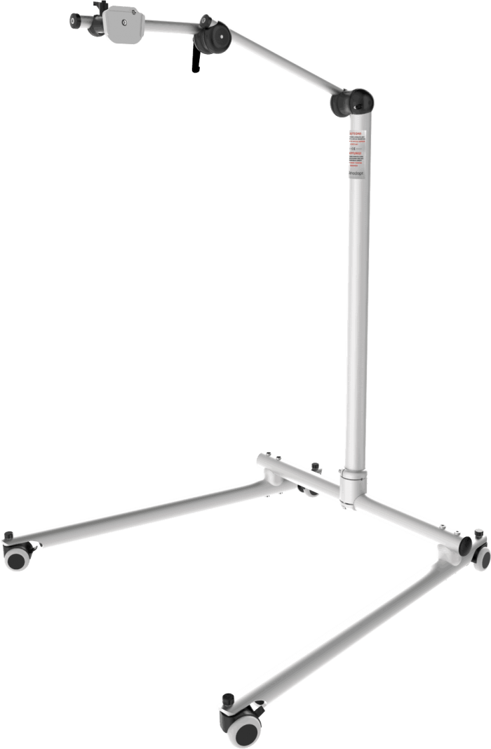 Classic Eco floor stand by Rehadapt
