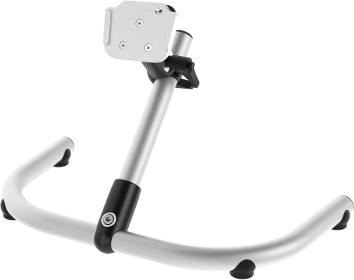 Table mount for AAC device, tablet and more, by Rehadapt