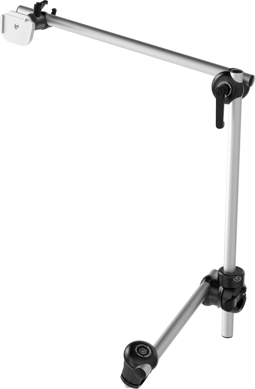 Monty 3D EyeControl Wheelchair Mount from Rehadapt